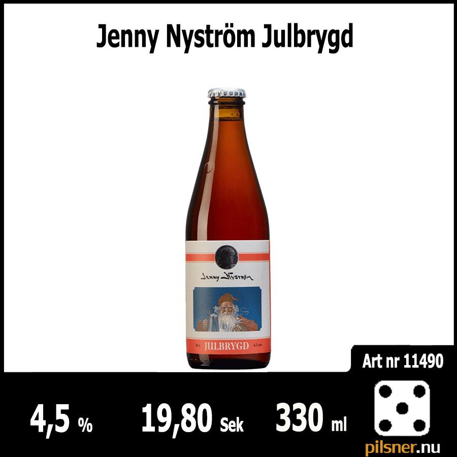 Jenny Nyström Julbrygd