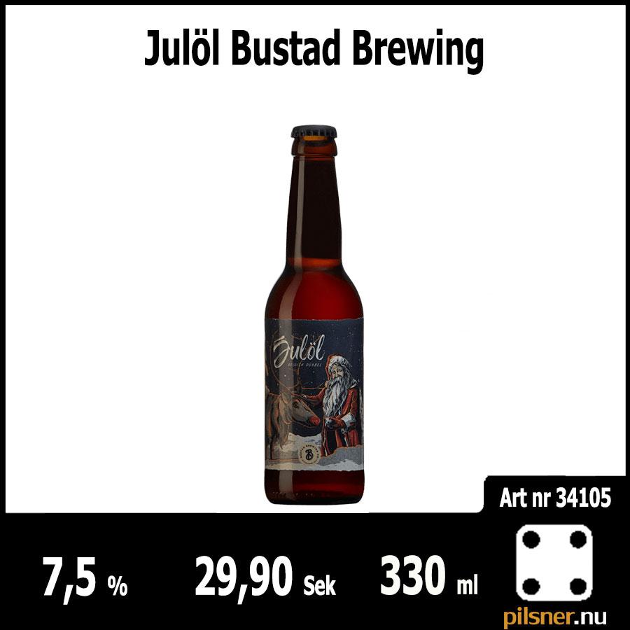 Julöl Bustad Brewing