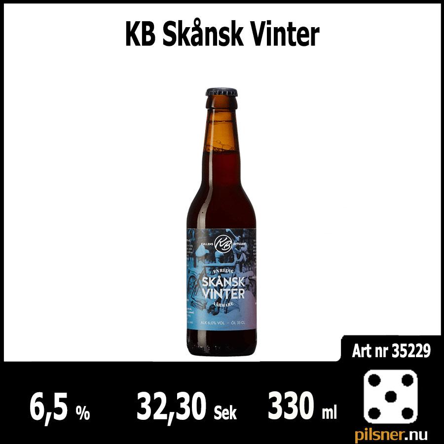 KB Skånsk Vinter