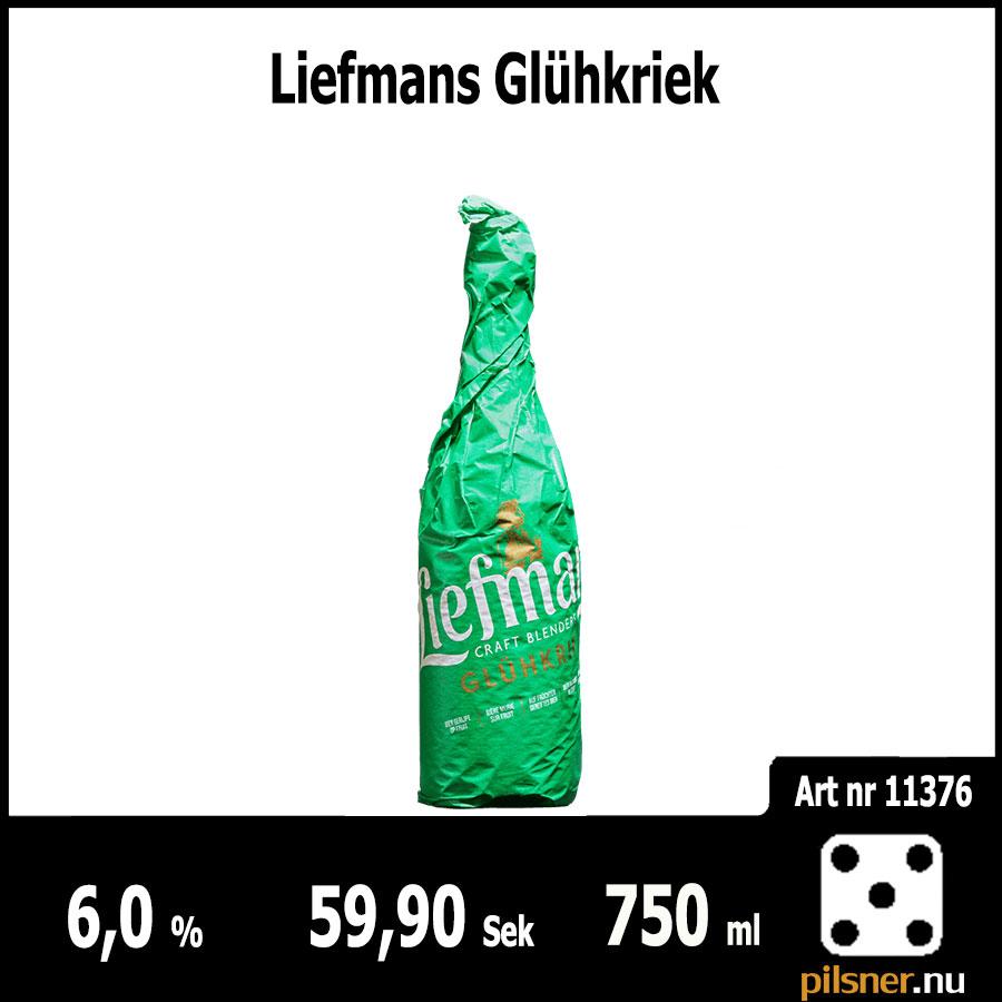 Liefmans Glühkriek