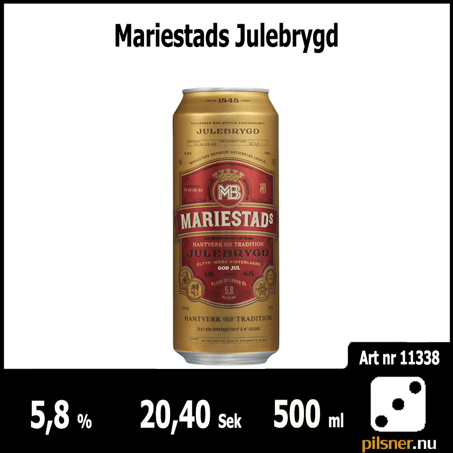 Mariestads Julebrygd