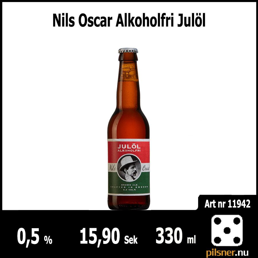 Nils Oscar Alkoholfri Julöl