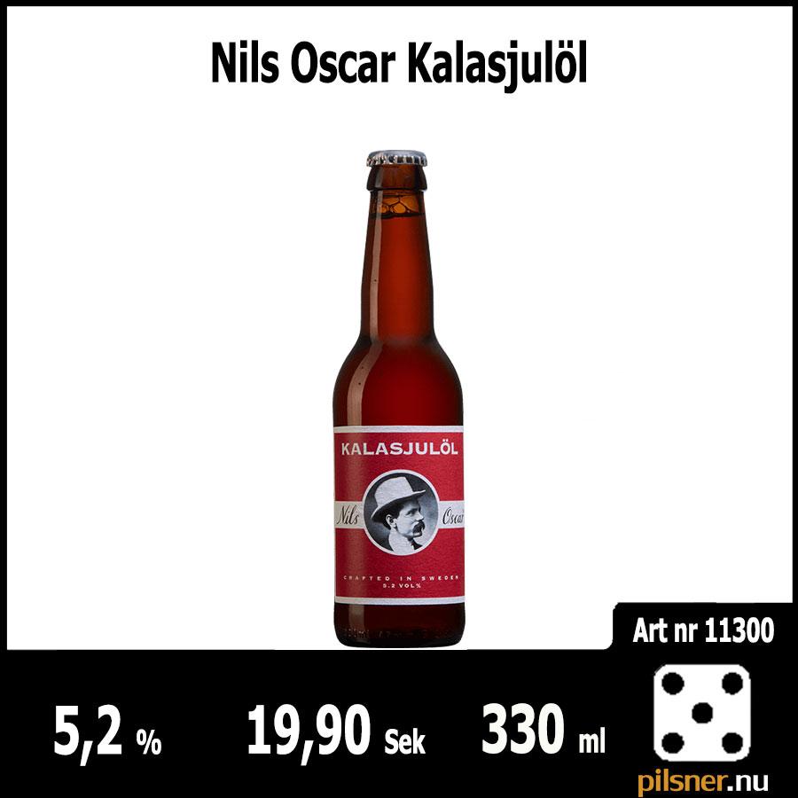 Nils Oscar Kalasjulöl