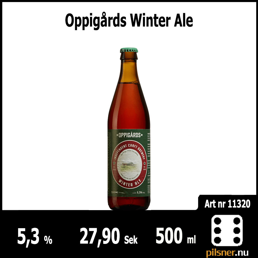 Oppigårds Winter Ale