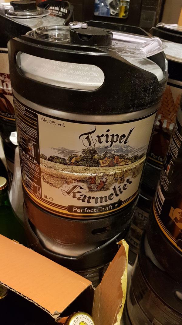PerfectDraft Tripel Karmelit
