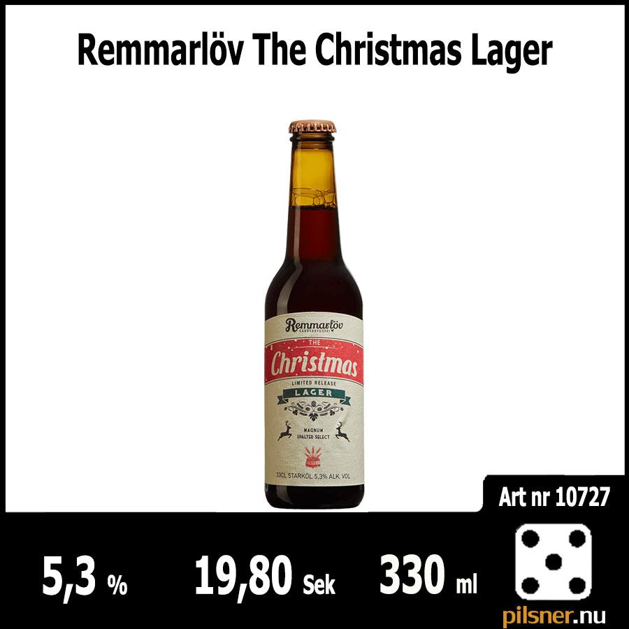 Remmarlöv The Christmas Lager