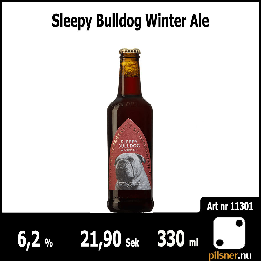 Sleepy Bulldog Winter Ale
