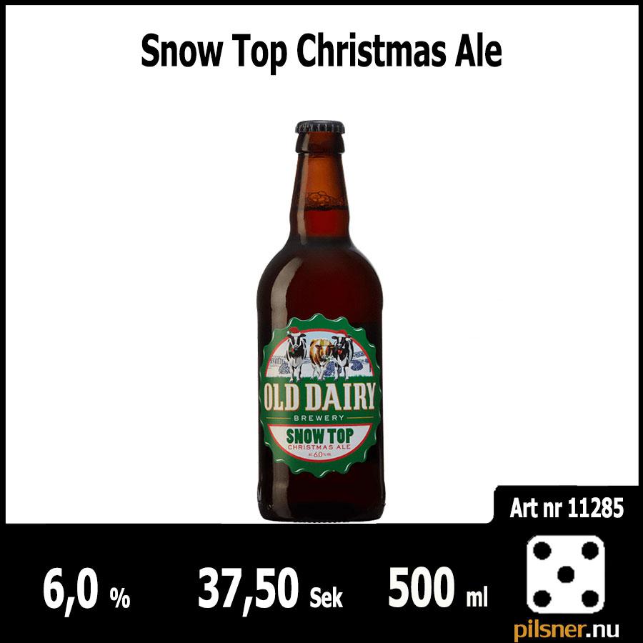 Snow Top Christmas Ale