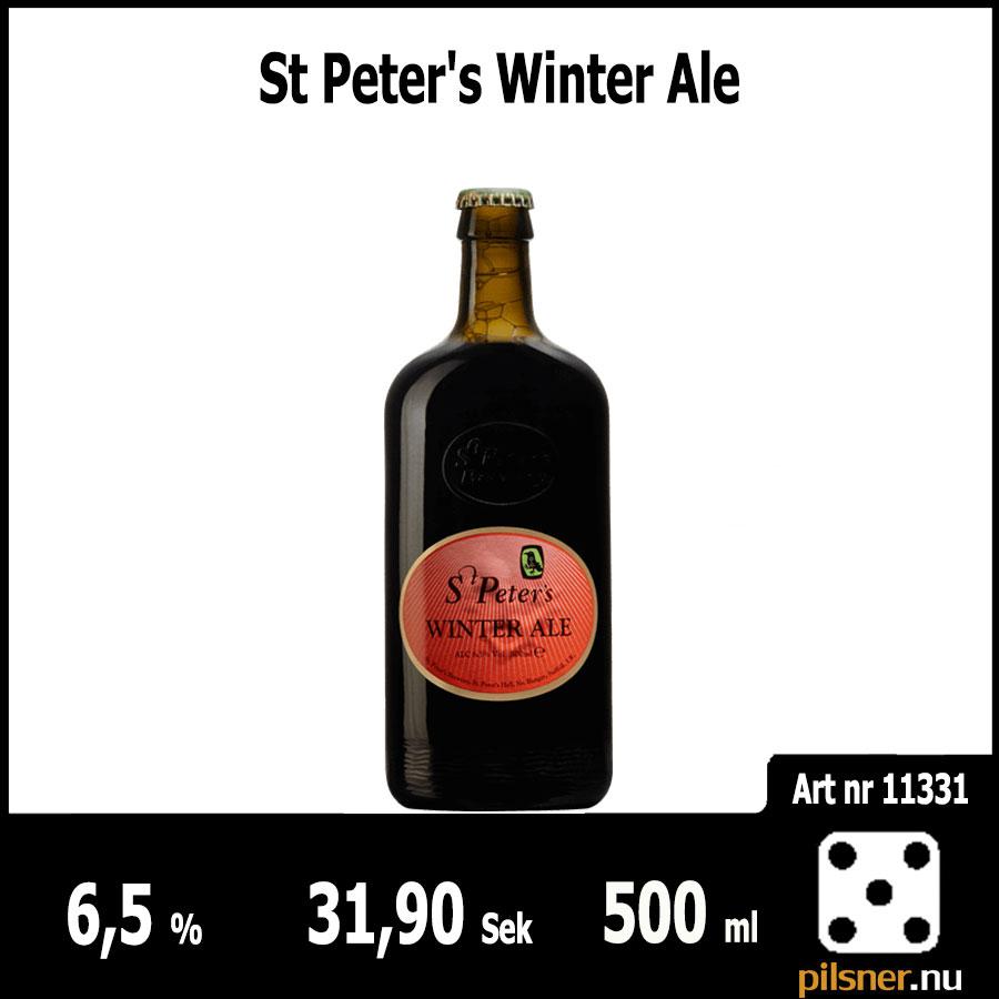 St Peter's Winter Ale