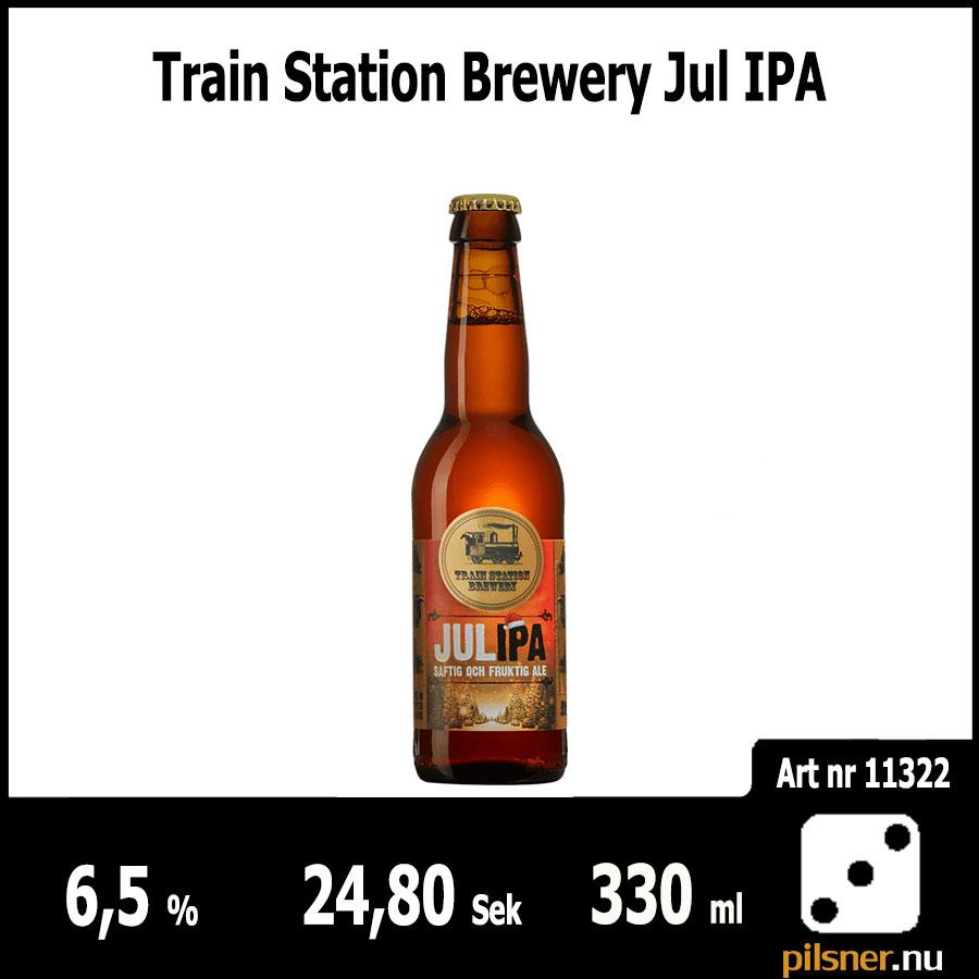 Train Station Brewery Jul IPA