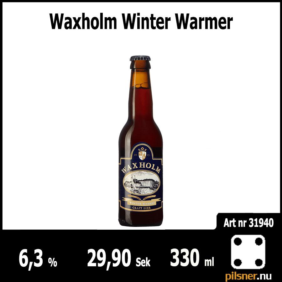 Waxholm Winter Warmer