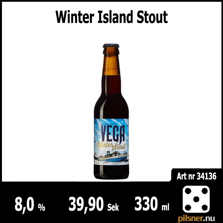 Winter Island Stout