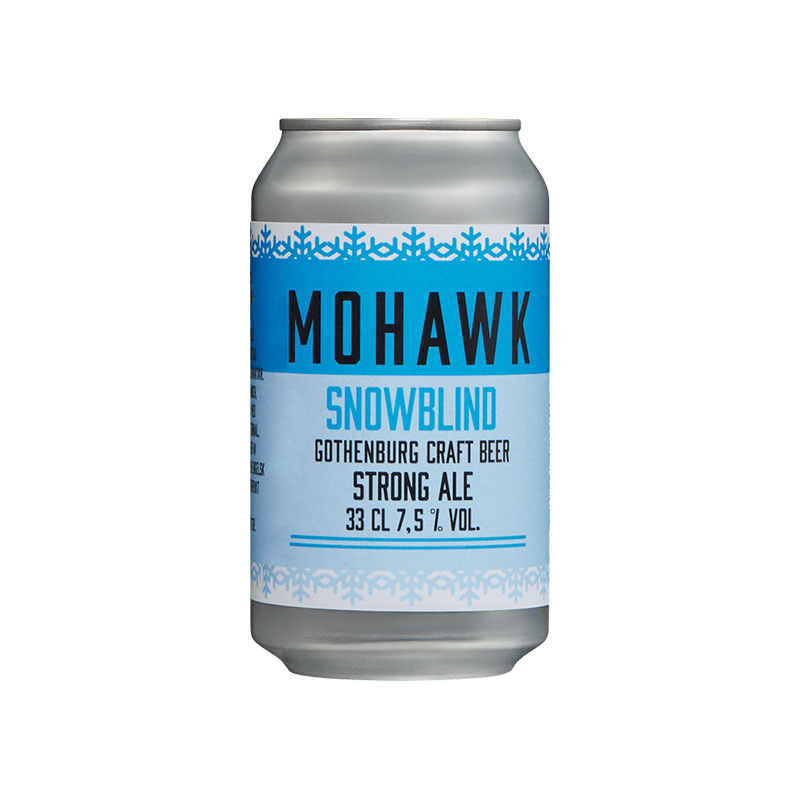 Mohawk Snowblind