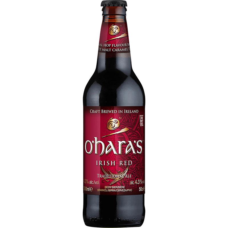 O'Hara's-Irish-Red