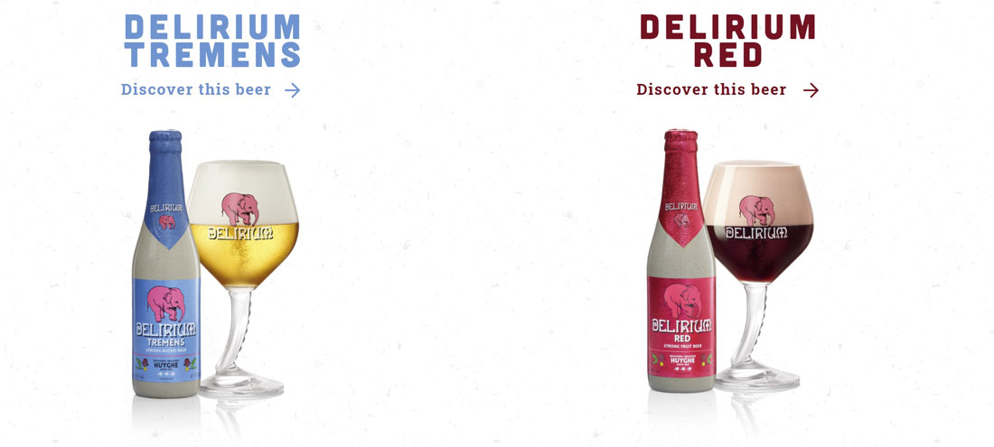 Delirium Tremens Red