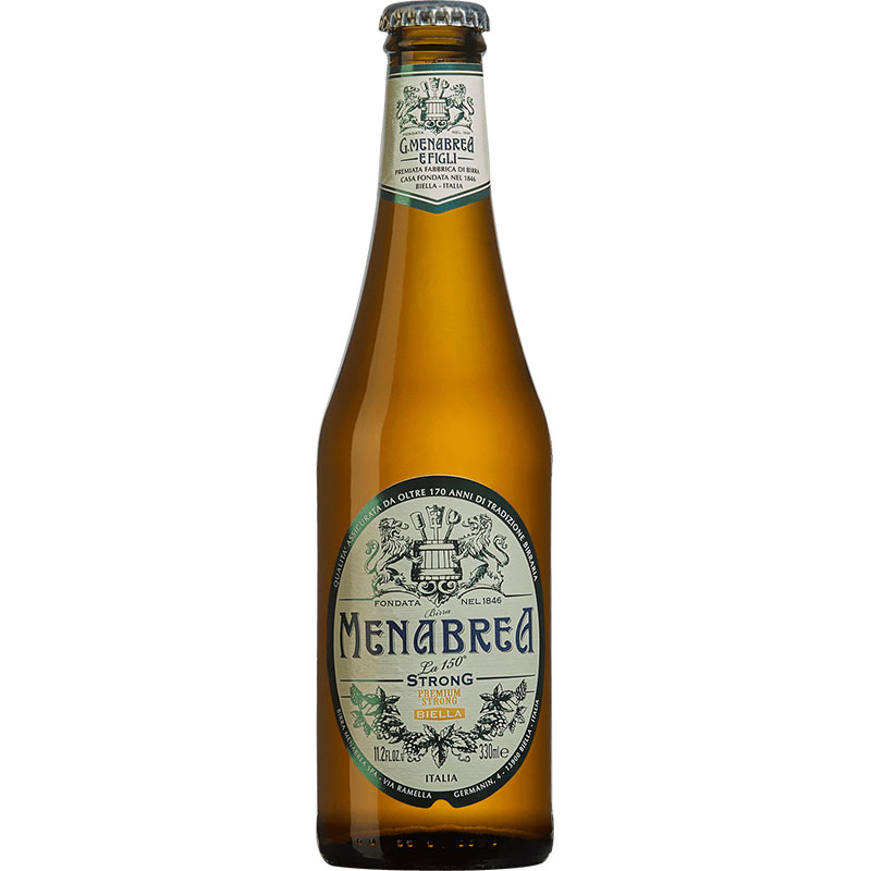 Menabrea Extra Strong Lager