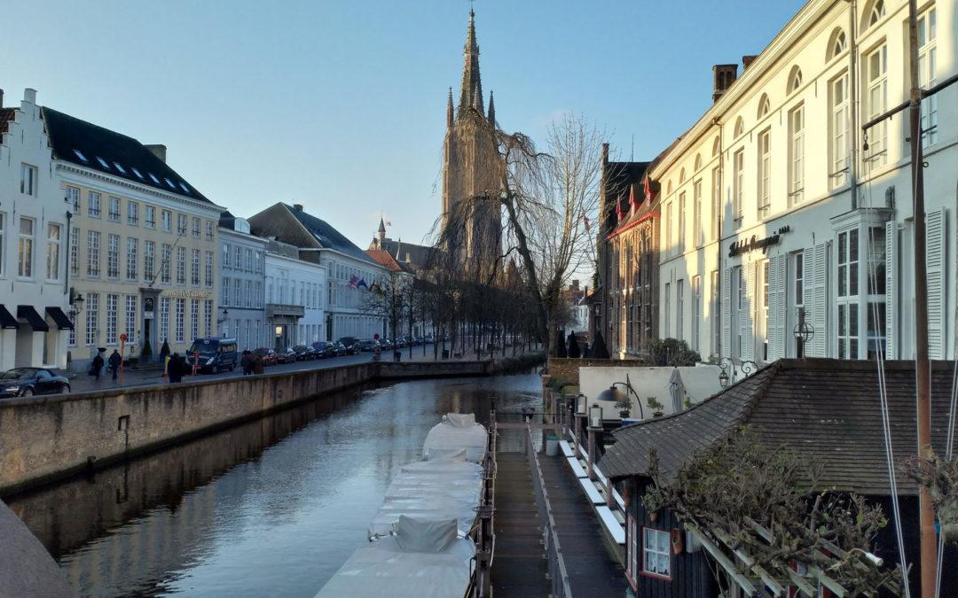 Vill du åka till Belgien?