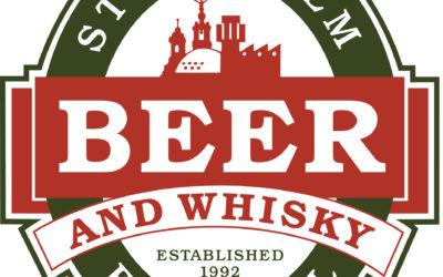 Äntligen dags för Stockholm Beer & Whisky Festival