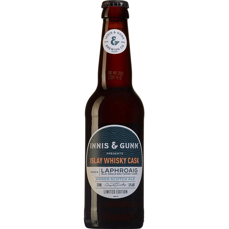 Innis & Gunn Islay Cask Amber Ale Innis & Gunn