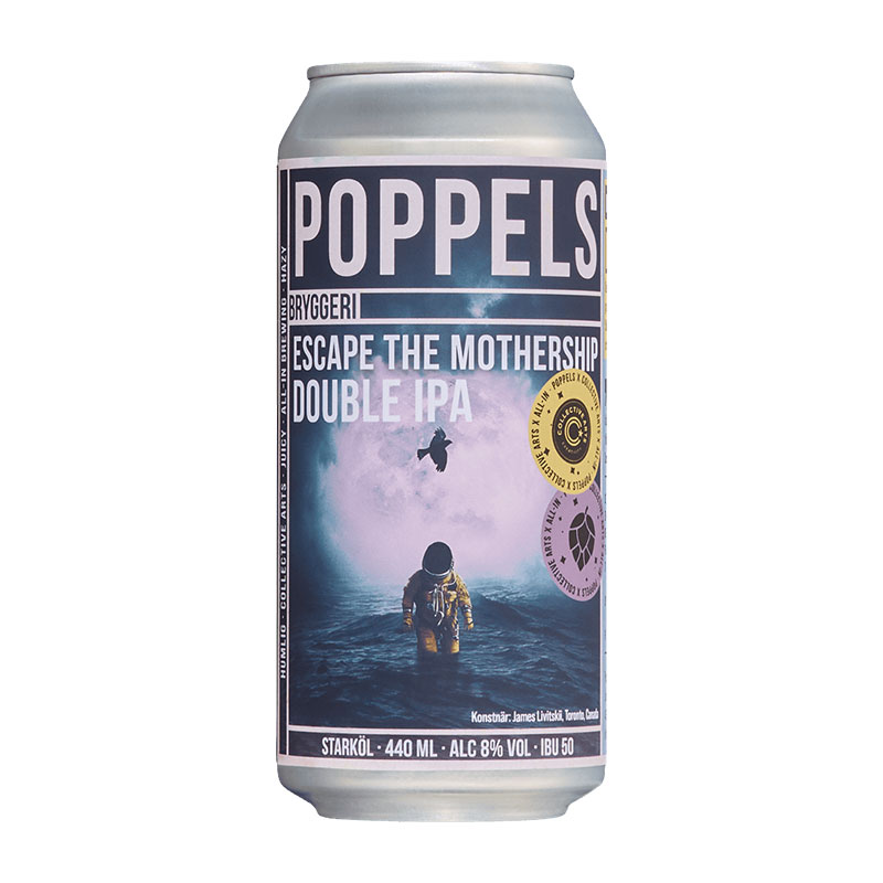 Escape the Mothership Poppels Bryggeri