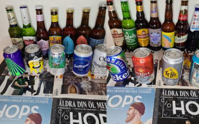 Måttliga måndag – Nils Oscar Pale ale, alkoholfri