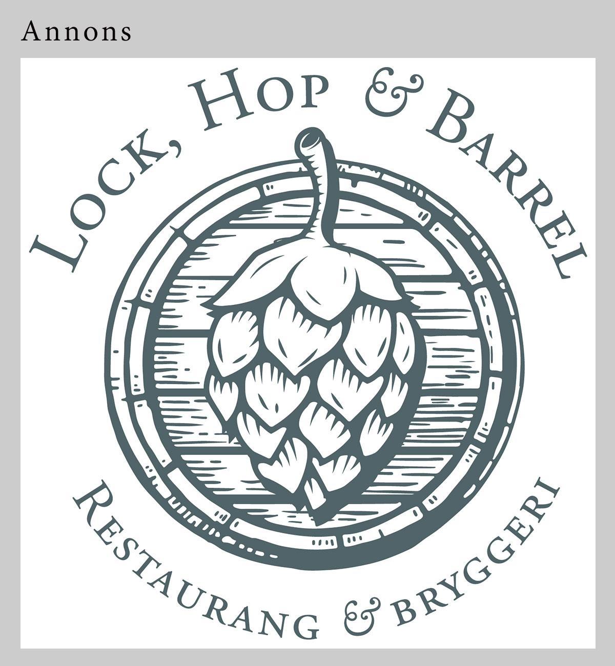 Lock Hop & Barrel