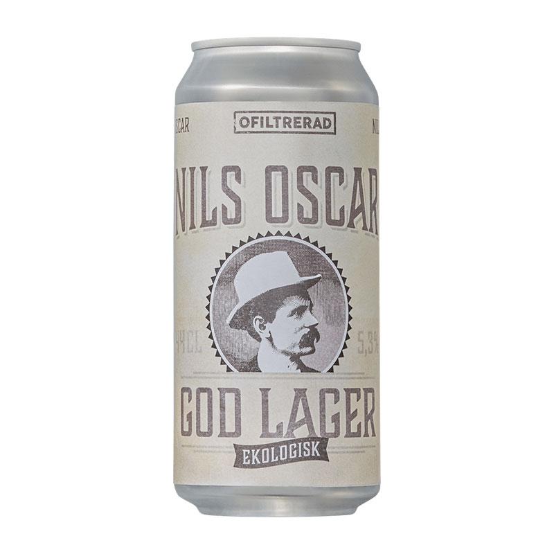 Nils Oscar God Lager EKO