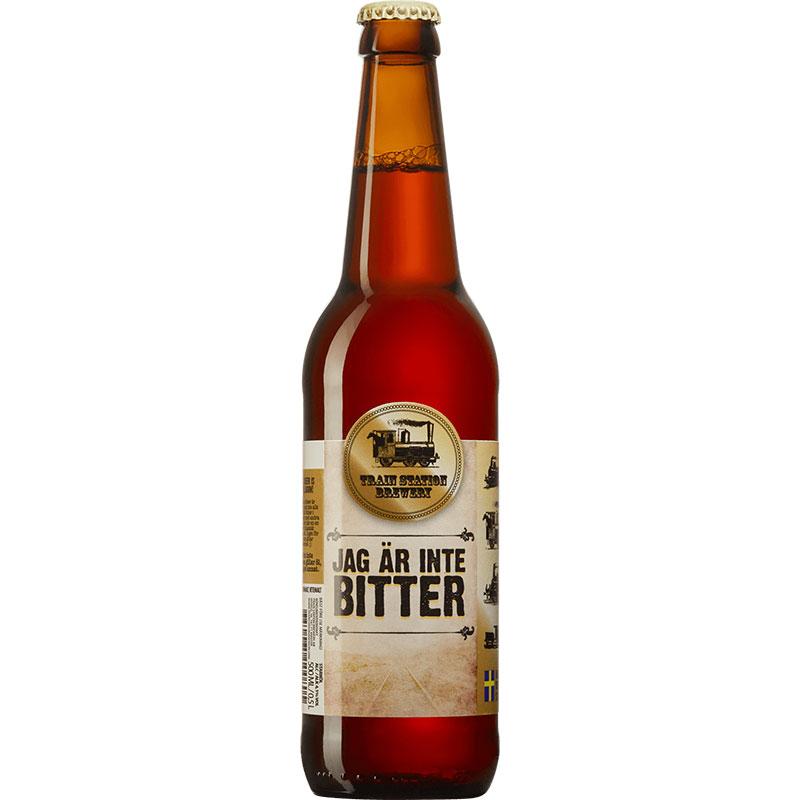 Train Station Brewery Jag är inte Bitter