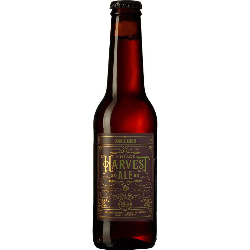 J.W. Lees Harvest Ale