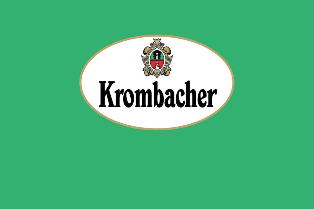 Krombacher Header